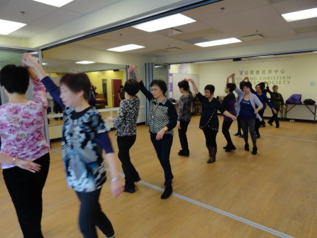 Line Dancing 1